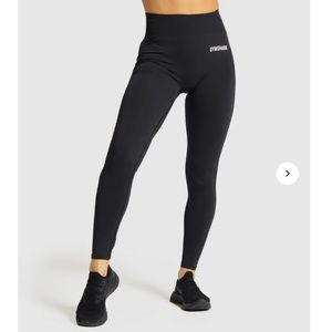 Gymshark Breeze Lightweight Seamless tights black